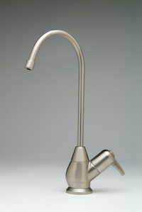 Nickel Reverse Osmosis Faucet