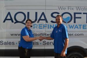 Aqua Soft Refined Water