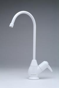 White Reverse Osmosis Faucet